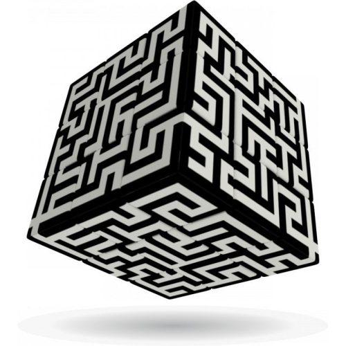 3x3 versenykocka, Labirintus V-CUBE