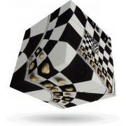 3x3 versenykocka, Sakktábla illúzió V-CUBE