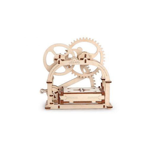Tartódoboz - mechanikus modell - Ugears