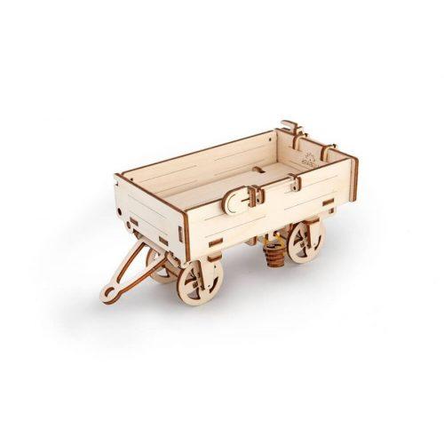 Tréler - mechanikus modell - Ugears