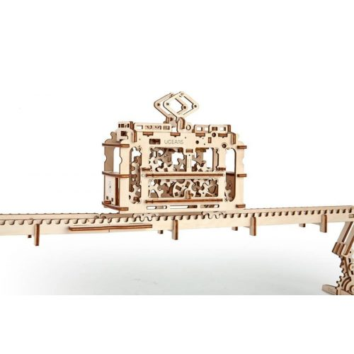 Villamos - mechanikus modell - Ugears
