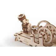 Pneumatikus motor - mechanikus modell - Ugears