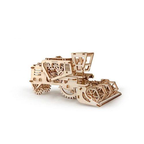 Kombájn - mechanikus modell - Ugears
