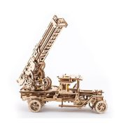 Tűzoltó mechanikus modell - Ugears