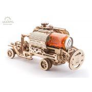 Tartálykocsi mechanikus modell - Ugears