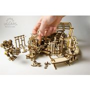 Ugears Robot gyár - mechanikus modell