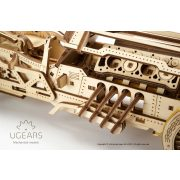 UGEARS Grand Prix - mechanikus modell