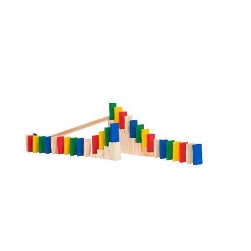 Domino Rally Professor Puzzle