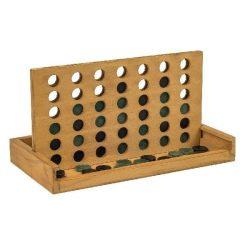 Négyet egy sorba Professor Puzzle logikai játék