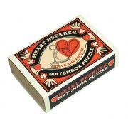 Heart Breaker Matchbox Professor Puzzle mini ördöglakat