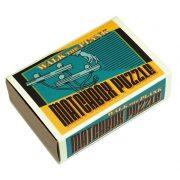 Walk the Plank Matchbox Professor Puzzle mini ördöglakat