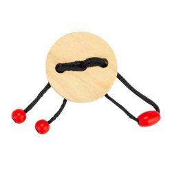 Wheel of Fortune Matchbox Professor Puzzle mini ördöglakat