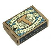 T-Time Puzzle Matchbox Professor Puzzle mini ördöglakat
