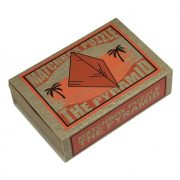 The Pyramid Matchbox Professor Puzzle mini ördöglakat