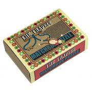 The Trapeze Matchbox Professor Puzzle mini ördöglakat