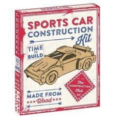 Sport autó Professor Puzzle 3d fa puzzle