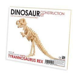 T-Rex Professor Puzzle 3d fa puzzle, standard