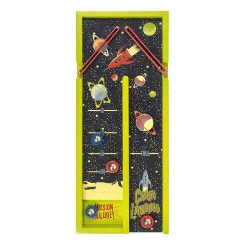 Intergalactic puzzle Kényszerleszállás ügyességi játék