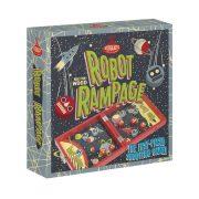 Intergalactic puzzle Tomboló Robotok logikai játék