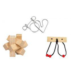 Matchbox hármas ördöglakat szett (Heart Breaker, The Knot, The Trapeze)