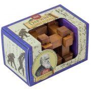 Darwin Láda, Great Minds Professor Puzzle fa ördöglakat mini