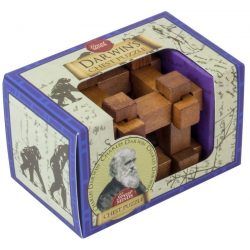 Darwin Láda, Great Minds Professor Puzzle fa ördöglakat mini