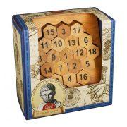 Arisztotelész Számok Great Minds Professor Puzzle fa ördöglakat
