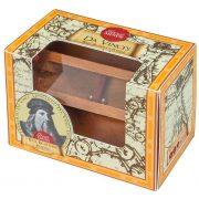Da Vinci Csapágy Great Minds Professor Puzzle fa ördöglakat