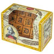Shakespeare Szavak Great Minds Professor Puzzle fa ördöglakat