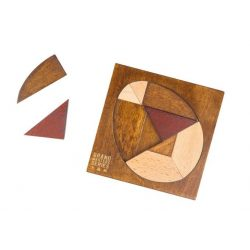 Sárkány tojás tangram Grandmasters Professor Puzzle logikai játék