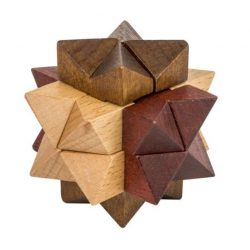 Csillagzár Grandmasters Professor Puzzle ördöglakat