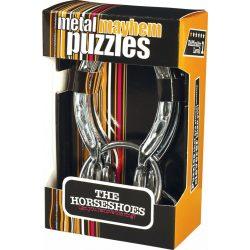 The Horseshoes Professor Puzzle fém ördöglakat