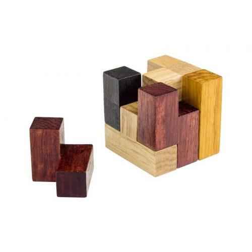 The Puzzle Cube Professor Puzzle logikai játék