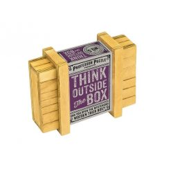 Think Outside the Box Professor Puzzle logikai játék