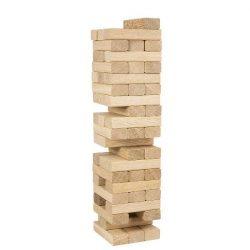 Toppling Tower Professor Puzzle társasjáték