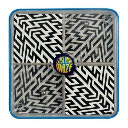 Ball Puzzles Lost Útvesztő Cheatwell golyós logikai játék
