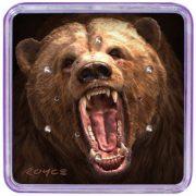 Ball Puzzles Magna Grizzly medve Cheatwell golyós logikai játék