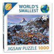 Extrém mini Puzzle Matterhorn kirakó