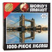 Extrém mini Puzzle Tower Bridge kirakó