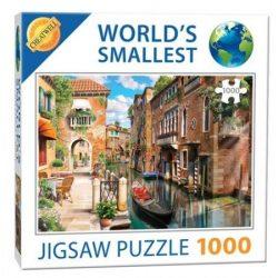Extrém mini Puzzle Velence  kirakó