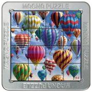 3D Magna Assortment  1 Hőlégballon Cheatwell mágneses kirakó