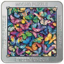 3D Magna Assortment  1 Pillangók Cheatwell mágneses kirakó