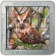 3D Magna Assortment 2 Bagoly Cheatwell mágneses kirakó