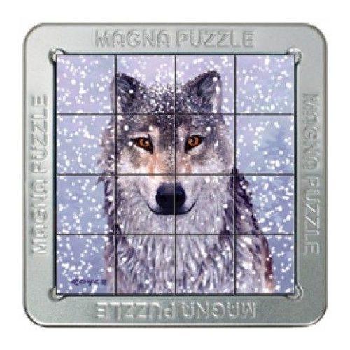 3D Magna Assortment 2 Farkas Cheatwell mágneses kirakó