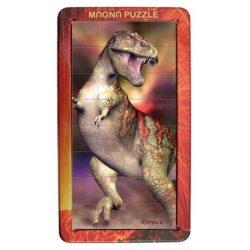 3D Magna Portrait T-Rex Cheatwell mágneses kirakó