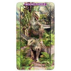 3D Magna Portrait Raptor Cheatwell mágneses kirakó