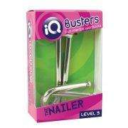 IQ Buster Big Nails Csat Cheatwell fém ördöglakat