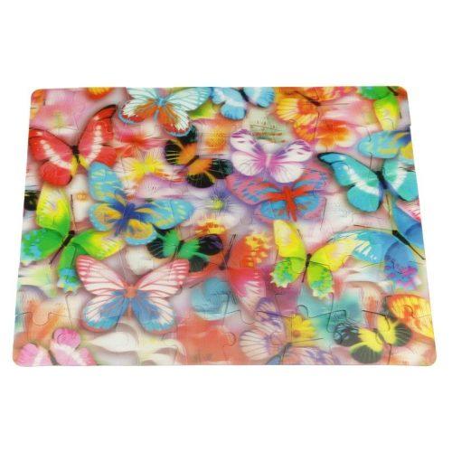 Pillangók 3D puzzle 48 db-os Riviera Games