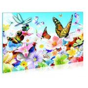 Virágok 3D puzzle 1000 db-os Riviera Games
