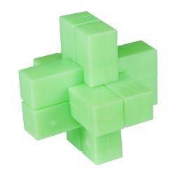 The Cross puzzle, fluoreszkáló